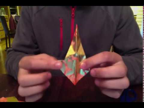 How to Make Red Envelope Fish Origami