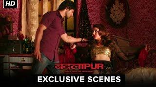Varun Dhawan molests Huma Qureshi | Badlapur