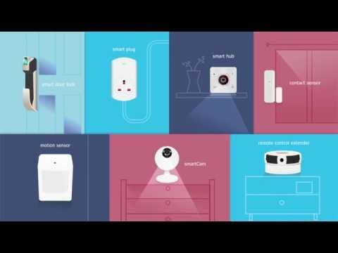 Singtel Smart Home