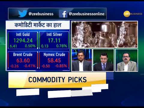 Commodities Live: Sell copper, crude & buy silver to earn profit