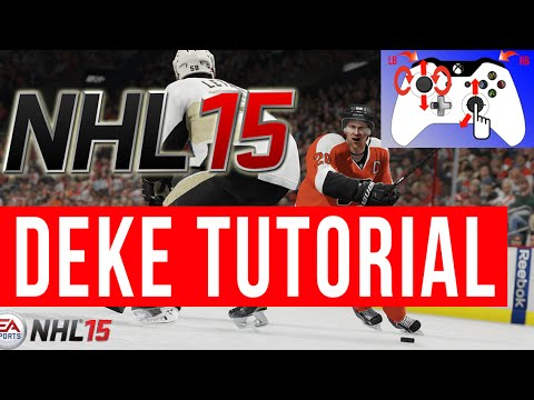 NHL 15 New Dekes - How To Do ALL Dekes Tutorial on Xbox and PS4/PS3!