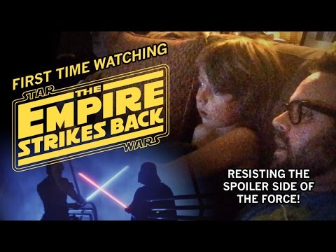 Xxx Mp4 STAR WARS My 6yo 39 S Obsessed First Time Reaction To The Empire Strikes Back 3gp Sex
