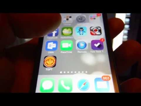 how to airplay in iOS 7 iPhone ,ipad , pod touch, AirPlay manual guide