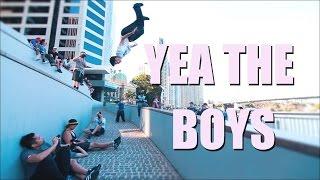 Yea the boys - NATGAT 2016 Special Eddition