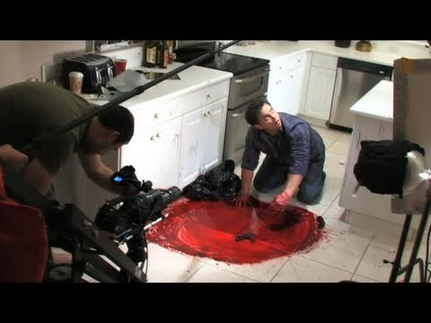 Film Riot - The Jobs of Film Production & Day 5 of 'TELL'