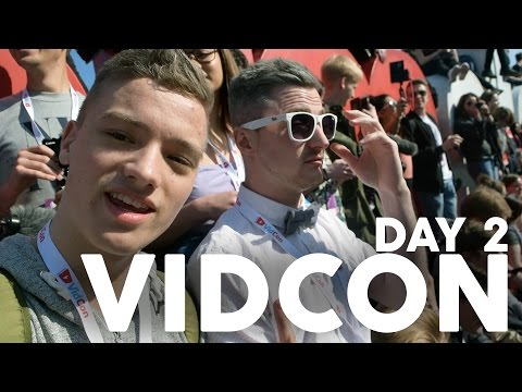 How to make friends online! | VidCon Europe Vlog 2