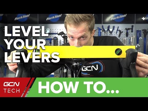 How To Level Your Brake Levers To Perfection | Road Bike Maintenance