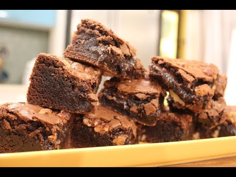 Gooey Brownie | Dessert Recipes | Sanjeev Kapoor Khazana