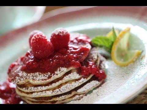 Beth's Lemon Ricotta Pancakes   ENTERTAINING WITH BETH