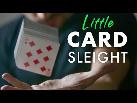 Little Easy Card Sleight Tricks to Turn Over the Deck After a Fan