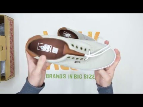 def2c3ce39 Vans Era 59 Oxford Leather - Grey   White - Walktall