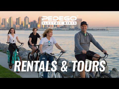 Electric Bike Rentals and Tours | San Diego, California | Pedego San Diego