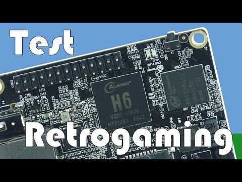 Orange Pi One Plus - TEST Retrogaming: Dall'Atari 2600 al Dreamcast