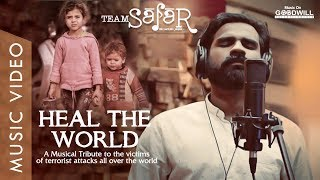 Heal The World Musical Video | Nithin Noble | Jubair Muhammed | Ganga S Chandra