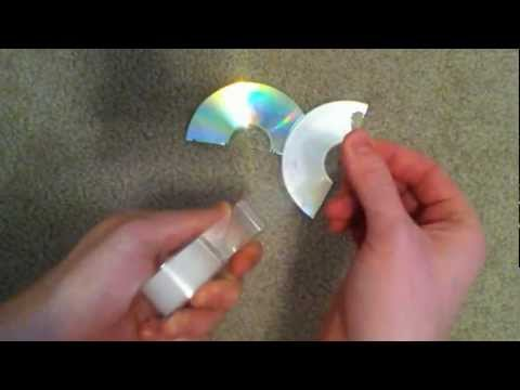 How To: Fix ANY Broken Or Scratched CD/DVD/Game Disc (Xbox 360, PC, PS3, Nintendo 64, Etc.)