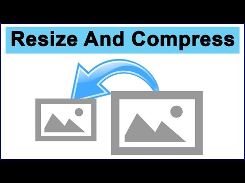 How To Resize And Compress Images, Fast And Easy Without Photoshop