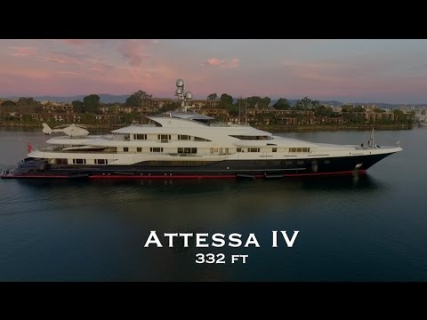 Attessa IV Mega Yacht