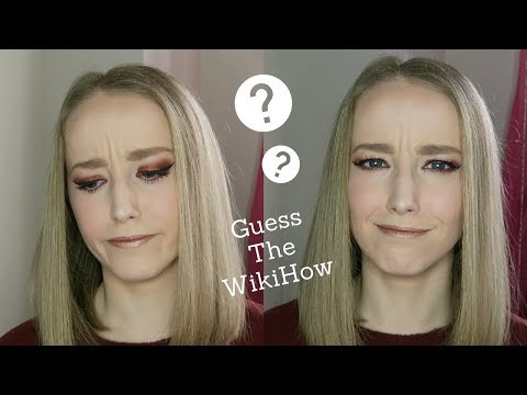GUESS THE WIKIHOW! | Esme Hill