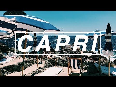 CAPRI VLOG  -  A GUIDE TO CAPRI 🍋🍋🍋🍋
