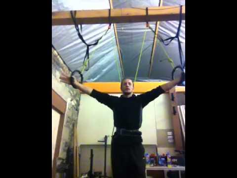 Making the Gymnastics Rings Dream Machine Step 8