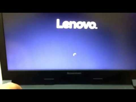 Lenovo B41 (teclas de Bios y menú de inicio)
