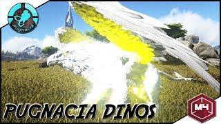 ARK: Pugnacia Dinos - OP ZOMBIE LEEDSICHTHYS UND GENIALER