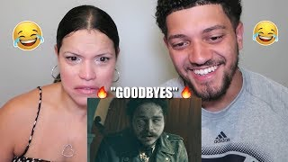 "MOM REACTS TO POST MALONE & YOUNG THUG! ""GOODBYES"" *FIRE REACTION*"