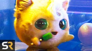 Every Pokemon Confirmed To Be In Detective Pikachu (So Far)