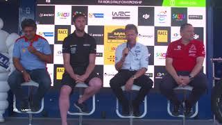 WRC - RallyRACC 2017: Meet the Crews - Saturday