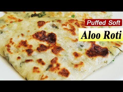How to make Aloo Roti   Leftover Boiled Potatoes Recipe   Evening Snacks   Potato Pancakes