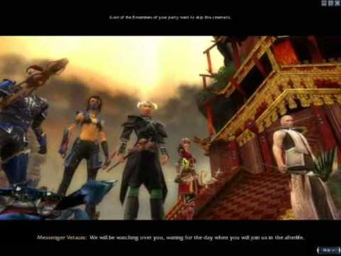 End of guild Wars Factions