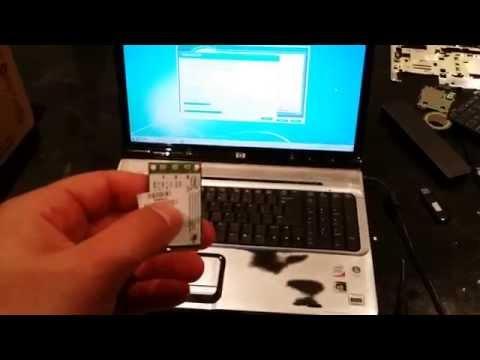 DV9000 Motherboard Swap with Older Models