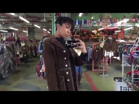 VLOG: VINTAGE SHOPPING IN BROOKLYN!! | BEST VINTAGE SHOPS IN NEW YORK!!