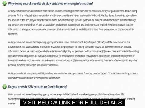 Miami Dade Public Records   Uncover The Truth Behind Anyone'S Background    Verispy Review Guide