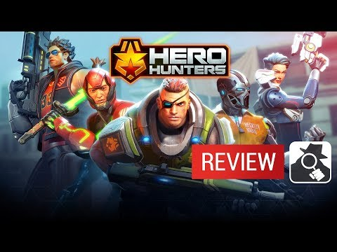 HERO HUNTERS | AppSpy Review