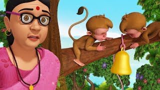 Grandma and the Demon Kahaniya | Hindi Stories for Children | Infobells