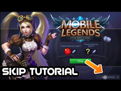 How To Skip Mobile Legends Tutorial (Updated)