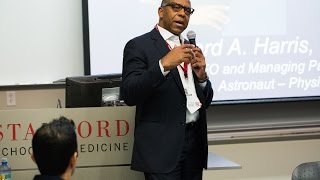 Bernard Harris, MD: Innovation and consumerization of health technology