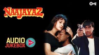 Naajayaz Audio Songs Jukebox | Ajay Devgan, Juhi Chawla, Mahesh Bhatt, Anu Malik