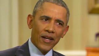 Obama Takes Blame For Democrats Losing