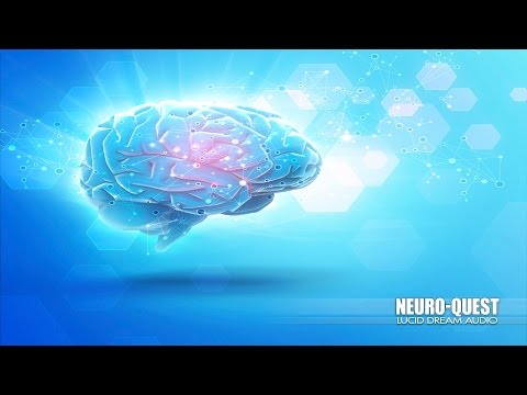 'NeuroQuest' ★ Lucid Dream Induction ★ Binaural Beats & Isochronic Tones ★ Lucid Dream Deep Sleep