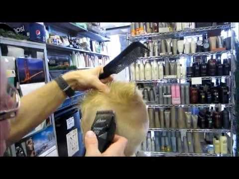 Trevor's clipper & Curved Shears Hair cut Part 2 video Preview SECRET TO FADE EASY VIDEO Phoenix