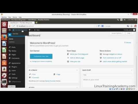 How to Install WordPress on Ubuntu (LAMP Stack)