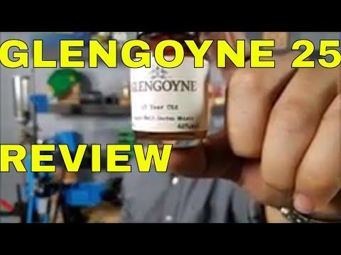VIDEO 13 GLENGOYNE 25 YEAR WHISKEY REVIEW