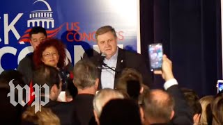 Saccone: 'It's not over yet'