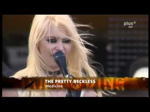 The Pretty Reckless - Rock Am Ring FULL CONCERT