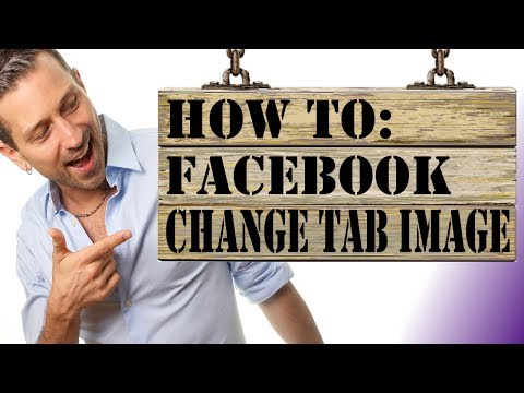 How To Change Facebook Tab Image