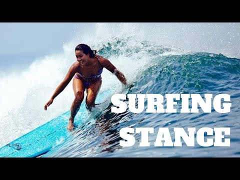 How to Surf -  Surfing Stance