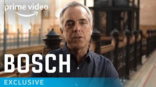 Download Bosch Season 4 - Exclusive: Behind the Scenes Interview with Titus Welliver | Prime Video