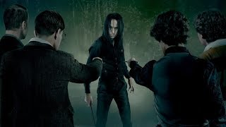 Severus Snape and the Marauders | Harry Potter Prequel